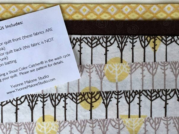 Fabrics in Avenue Kit