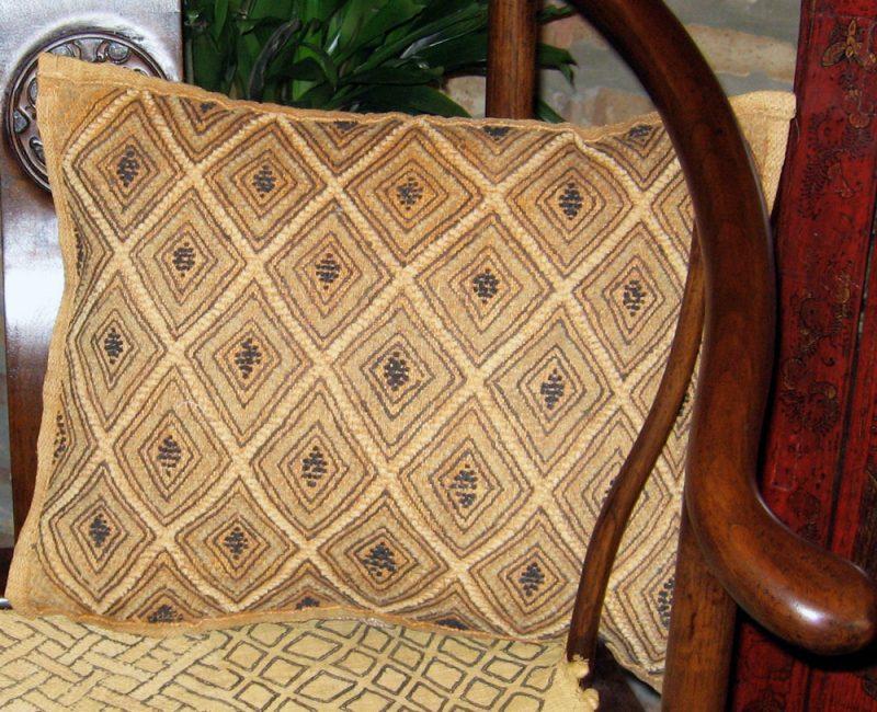 Kuba Textile Pillow